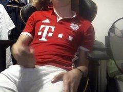 German Soccer vidz Boy Wak  super on Cam