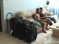 Two Sexy vidz Black Guys  super Hard Gay Sex! FULL Video - BROMO.MEN