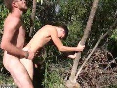 Boy hand vidz job gay  super xxx Outdoor Pitstop