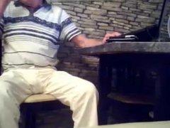 Old man vidz of 69  super age in cam