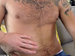 Next Door vidz Studios Casting  super New Skater Hunk with Markie More