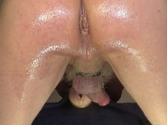 Oiled Ass vidz And Fleshlight.