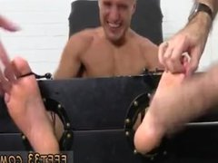 Foot fetish vidz young gay  super movie xxx old