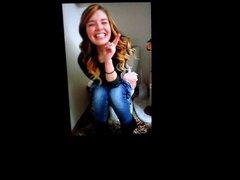 Jill McCrea vidz on a  super toilet cum tribute