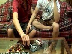 Free gay vidz sex twink  super boy Jerry & Sonny Smoke