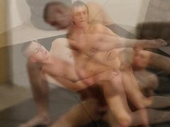 Horny Gay vidz Studs Fight  super and Fuck
