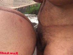 Chubby threeway vidz bears pounding  super ass bareback
