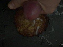Cum on vidz veggie burger  super from my female roommate