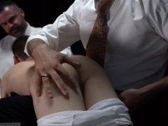 Ass pounding vidz sissy gay  super twink movie Elder