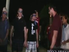 Hot college vidz guys in  super boxers blowjob anime