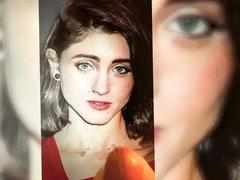 Natalia Dyer vidz - cute  super face - Cum Tribute 5