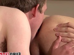 Horny Damon vidz needs Terrys  super big pike in his mouth and ass