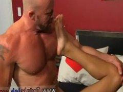 Shave latino vidz cock as  super cum close gay Blade is