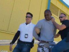Cop cums vidz inside gay  super twink first time
