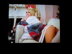 Jessica Nigri's vidz ass cum  super tribute (a Christmas special)