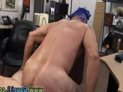 Ugly straight vidz guy gets  super fucked gay porn hot