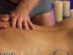 BDSM dom vidz massaged by  super sub before cocksucking