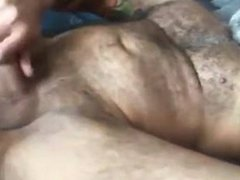 muscle bear vidz daddy's lazy  super afternoon