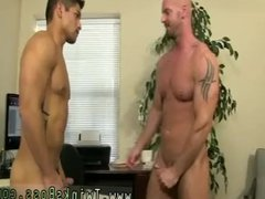 Interracial gay vidz bareback fuck  super movie Pervy