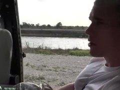 Horny black vidz military gay  super man jerking off