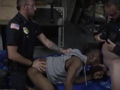 Young police vidz nude boy  super gay sex Breaking and