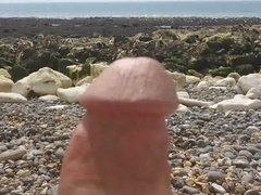 fun in vidz the sun  super on the public non nude beach