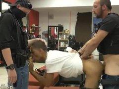 Cops sucking vidz gay sex  super movietures Robbery