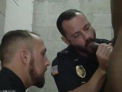 Gay boy vidz cops movie  super Fucking the white cop