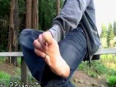 Feet in vidz air gay  super bareback xxx A Toe Sucking