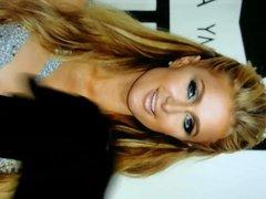 Paris Hilton vidz Cum Tribute