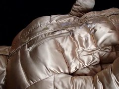 Cum on vidz shiny gold  super H&M Divided jacket