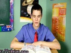 Gay man vidz seduces teen  super boy Adam Scott is a