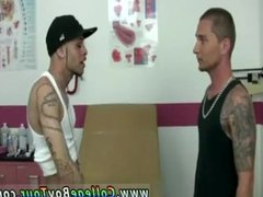 Gay twinks vidz with trimmed  super pubic hair movie