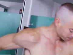 Men wanking vidz navy gay  super Good Anal Training
