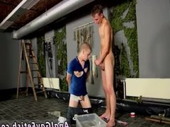 Gay twink vidz bondage story  super first time Educated