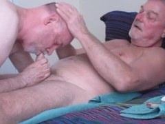 Foreskin, Fellatio vidz And Two  super Fulsome Loads From Farmer K.