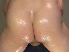 Oiled Ass vidz And Fleshlight  super Looped.