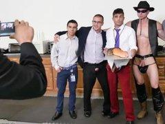 Fat ass vidz boys doing  super anal with toys gay