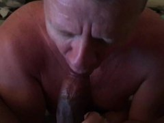 Faggot Deepthroats vidz BBC, Sucks  super Ass, Gets Cum Facial
