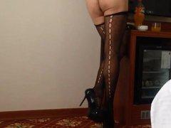 Sexy Secretary vidz High Heels