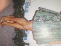 CFJ - vidz sexy feet  super tribute : Ariana Grande 1