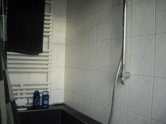 Ich beim vidz duschen!