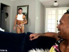 NextDoorEbony White vidz Boy Be  super Lovin' That Black D!!