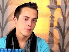 Kain Lanning vidz and Jayden  super Ellis get interviewed by producer
