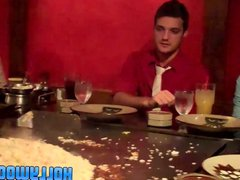 Hot and vidz naughty twinks  super in real life at a pub in the city