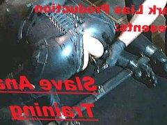 Slave Anal vidz Training