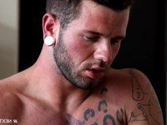 NextDoorBuddies Hot vidz Tatted Beefcake's  super First Time!!