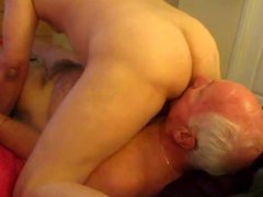 Silver Daddies vidz Suck Face  super And Suck Cock.