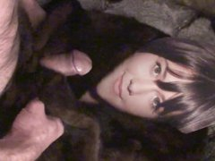 Playing with vidz Mary Elizabeth  super Winstead in fur