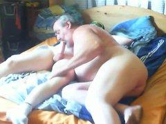 grandpa enjoy vidz sucks young  super dick
